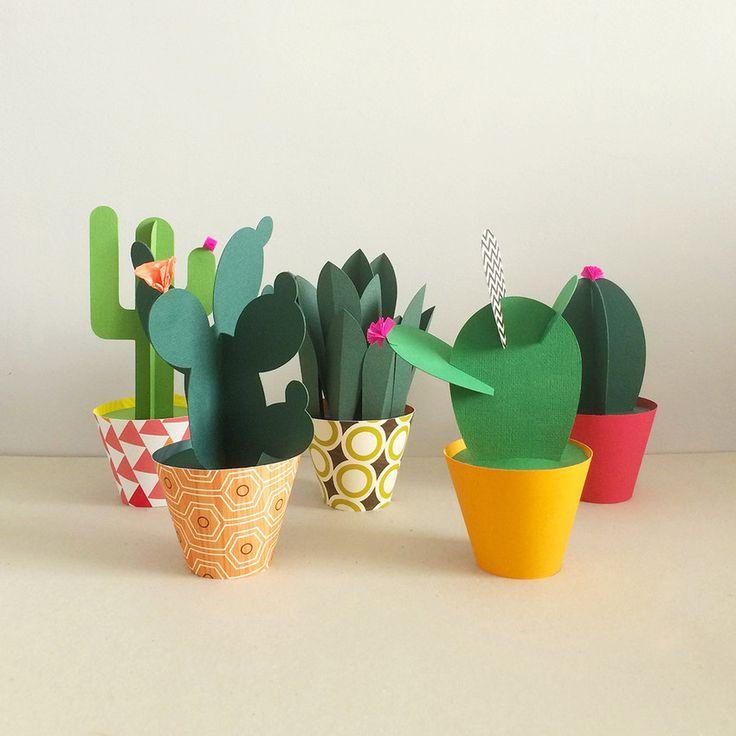 Il pique, il est vert et il peut prendre plein de formes différentes... On ne va pas vous le cacher plus longtemps, le cactus est notre nouveau chouchou de l'été...