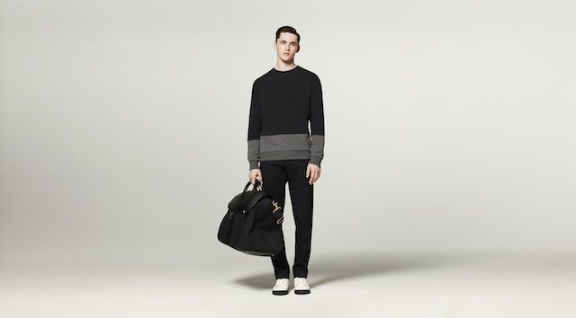 Stealing this from the men's section. Another 3.1 Phillip Lim for Target piece.