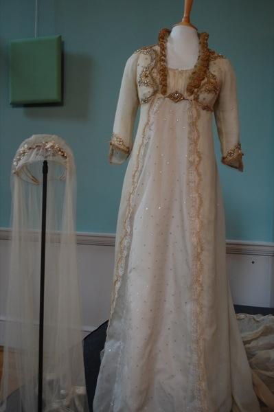 Sense and sensibility colonel brandon and marianne wedding dress