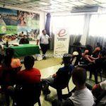 Bella Vista: Continúan las reuniones con grupos juveniles