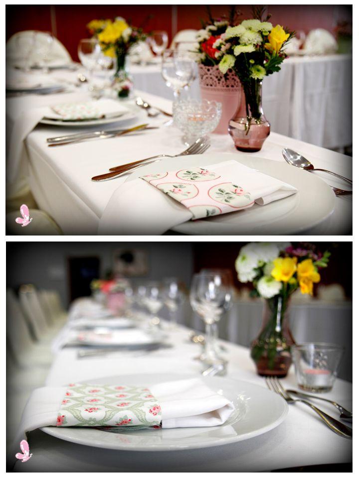 Table decor for a birthday party lunch Read more: http://eraumavez-osonhoperfeito.blogspot.pt/2014/03/12-detalhes_30.html