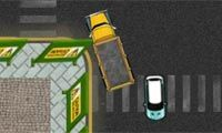 Bus Man Parking 3D - Free online games at Agame.com