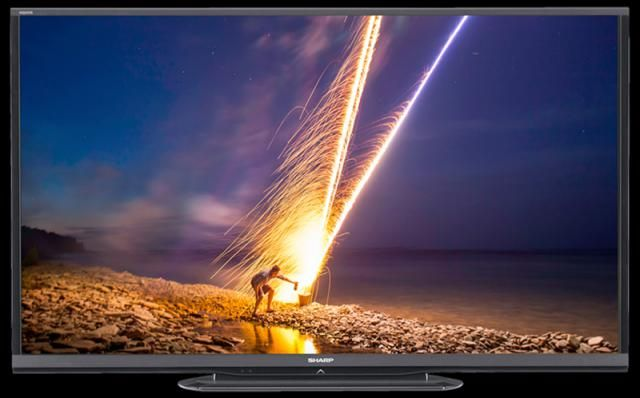 Shopping for a new TV? Here Are Some 1080p LED/LCD TVs to Consider: Sharp LC-80LE650 80-inch LED/LCD TV
