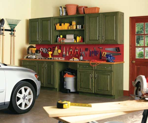 90 best images about foxworth garage on pinterest diy for Kitchen units in garage