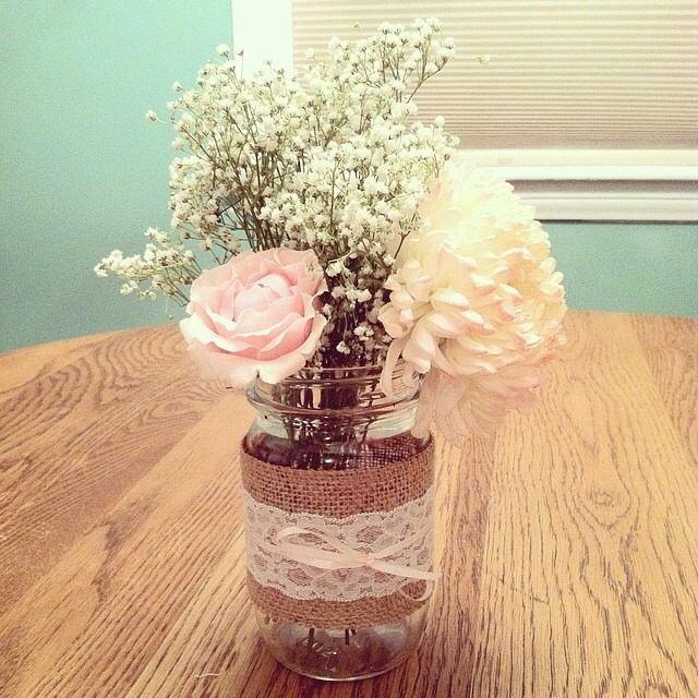 Bridal Shower Decoration Ideas Rustic