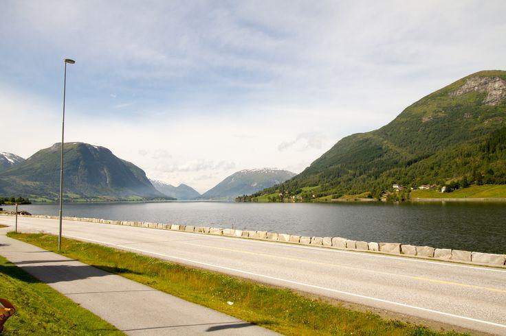 Skei, Jølster, Sogn og Fjordane, Norway