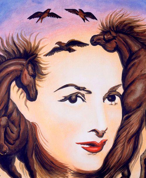 Les 25 meilleures id es concernant le tableau optique for Illusion d optique peinture