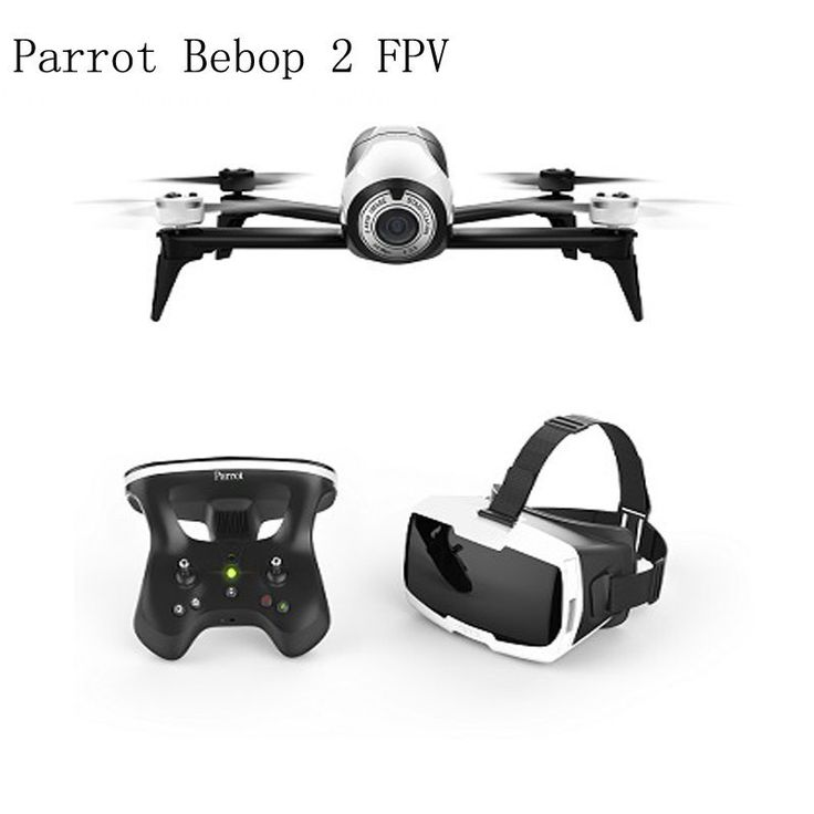 <b>Parrot Bebop 2</b> FPV <b>Drone Drones</b> with Camera HD Professional 4K ...
