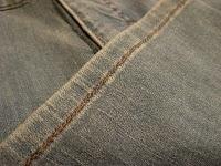 Scuola di cucito: L'orlo dei jeans invecchiato come quello originale