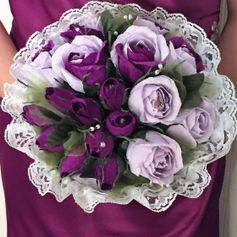 #weddingtossbouquet #chocolatebouquet #lavenderbouquet #laceweddingbouquet#tossgiftbouquet #lavenderbridalrose #purplebridal #roses, #purple #bridebouquet #alternativebouquet #bouquetcharm #purple #handcraftedbouquet #handcrafted #lacebouquet