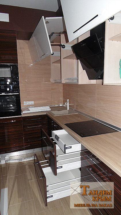 Кухонная мебель на заказ фото 91