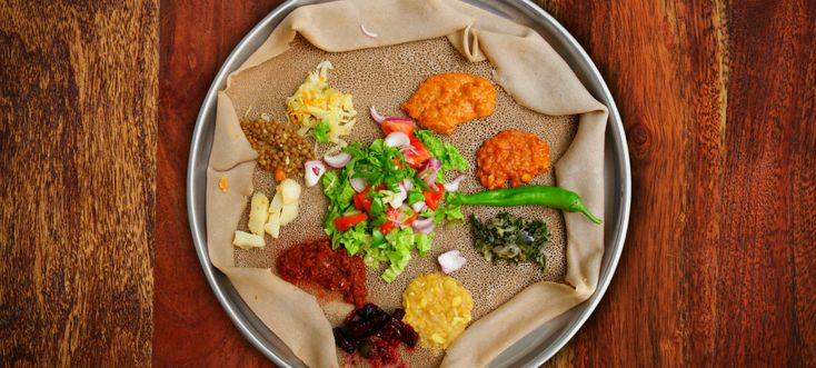 One way to keep your meals varied is to try experimenting with foods that may be new to you - like the Ethiopian dish,AtkiltWot.