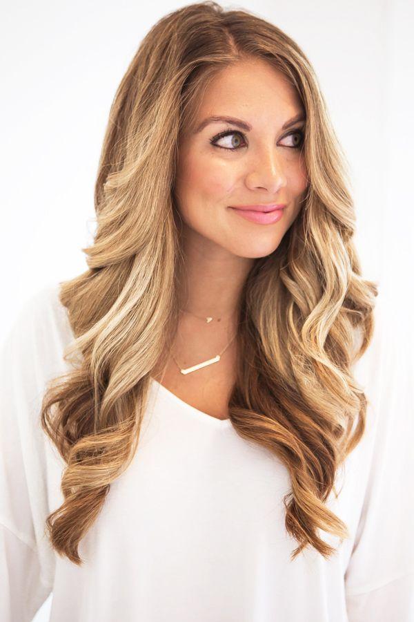 How To Get Big Curls Hair Pinterest Hair Styles Hair And Curls