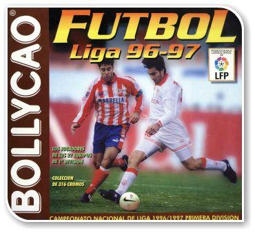 Futbol, Liga 1996-1997