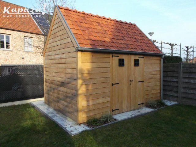 Afbeeldingsresultaat voor landelijk tuinhuis living outside pinterest - Deco tuinhuis ...