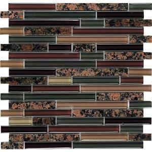 Use As Accent Strip For Kitchen Backsplash Tan Brown Granite Spectrum