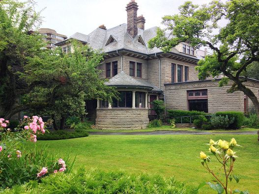 Gabriola House, Historic Vancouver Property, For Sale (PHOTOS)
