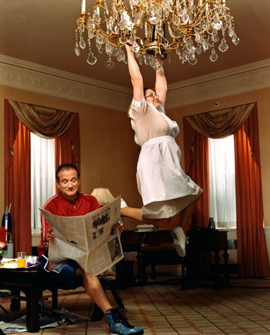 Robin Williams by Martin Schoeller