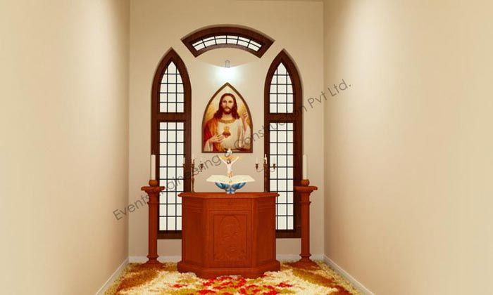 Gods Altar In Kerala Google Search Prayer Room House