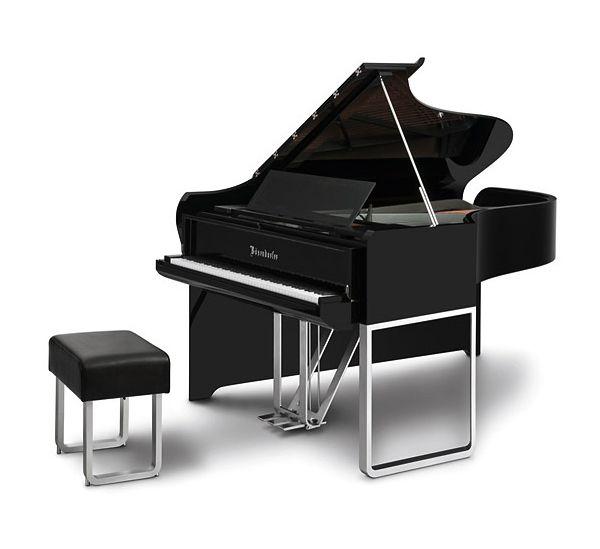 Grand piano Bosendorfer-Audi