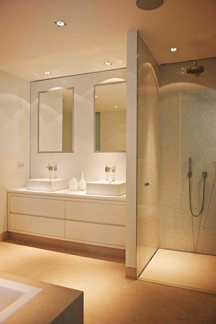 Beaucoup d\'idées en photos pour une salle de bain beige | DOUCHE ...