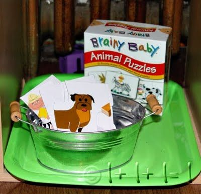 Brainy Baby Puzzles Review