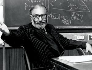 Higgs discovery: giants of physics overlooked, July 11,2012 Abdus Salam, whose work helped complete the standard model of physics (Image: Hulton Archive/Getty)