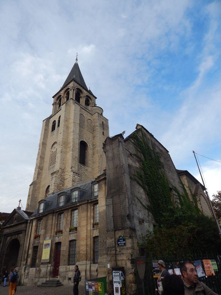 #Saint-Germain-de-pres #Paris