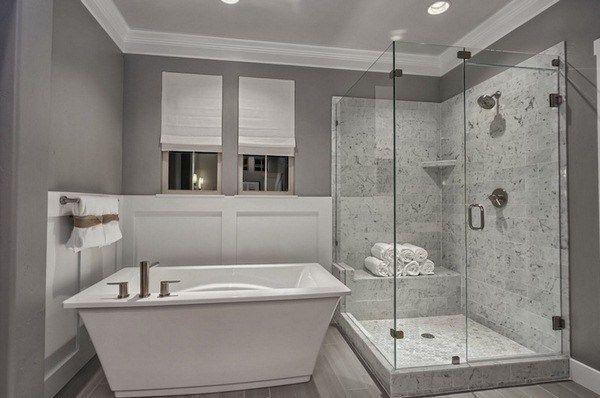 Home Art Bathroom Shower Walls Bathroom Design Bathrooms Remodel