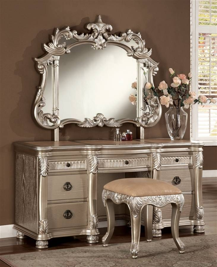 Bellevue 3 Pc Vanity Set For Dream Bedroom House Of Glam