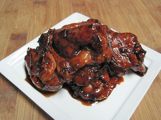 Dukan - Sticky Chinese Chicken - YUM  Only 4 Ingredients (I left out the Chilli)   Attack Phase | Pure Protein (PP)