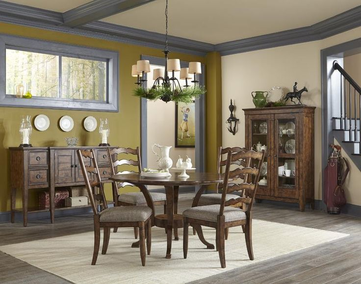 93 best Dining Rooms images on Pinterest