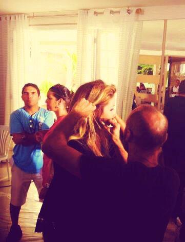 "@Re_Dominguez News Renata Dominguez: Renata Dominguez começa gravar o filme ""Vestido pr..."