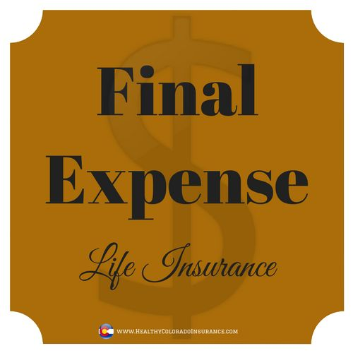 #FinalExpense Life Insurance is a simple and affordable policy designed to help cover expenses and funeral costs https://www.healthycoloradoinsurance.com/our-services/final-expense/giwl/?utm_content=bufferd965a&utm_medium=social&utm_source=pinterest.com&utm_campaign=buffer