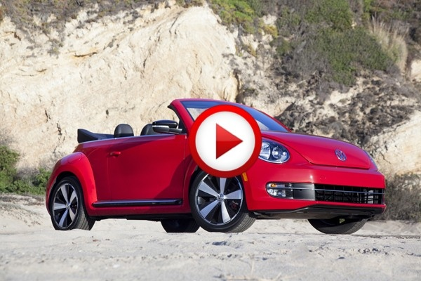 Volkswagen Beetle Convertible Video #commercials, #funny, #cars, #videos, https://facebook.com/apps/application.php?id=106186096099420