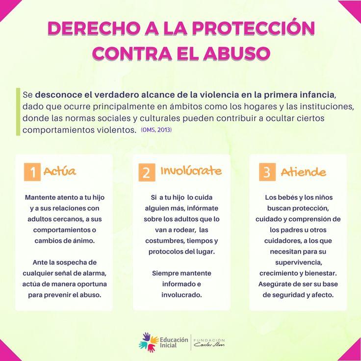 #DerechosDeLaInfancia #AbusoInfantil #Derechos #Niños #Cuidados