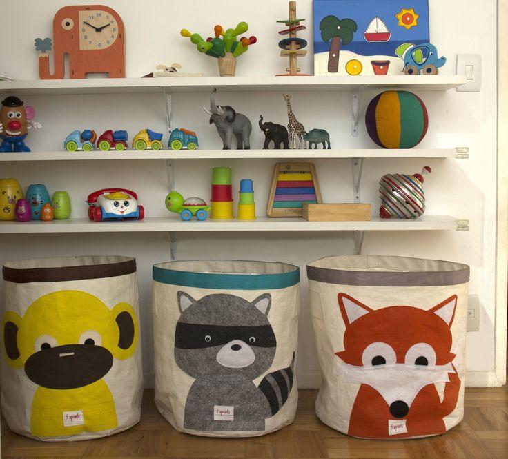 M s de 25 ideas incre bles sobre prateleiras para - Estantes para juguetes ...