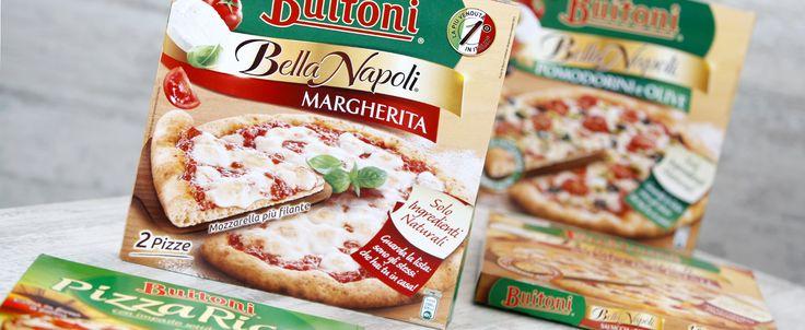 Pizza Bella Napoli Margherita' - #pizzas I T @buitoniitalia #cheese formaggio mozzarella #tomato pomodoro thin base ☆_