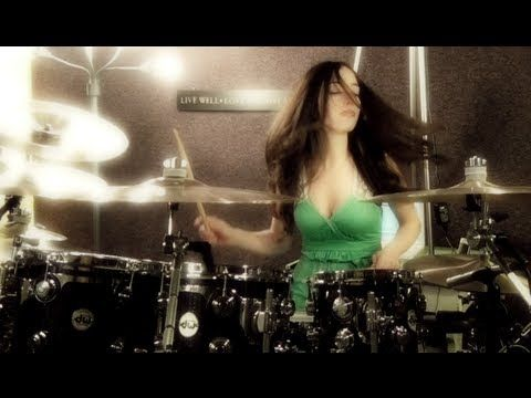(1) AVENGED SEVENFOLD - NIGHTMARE - DRUM COVER BY MEYTAL COHEN - YouTube