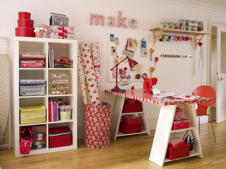 23 Craft Studios You'll Be Totally Jealous Of