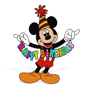 Mickey Mouse Birthday Wishes   Google Search