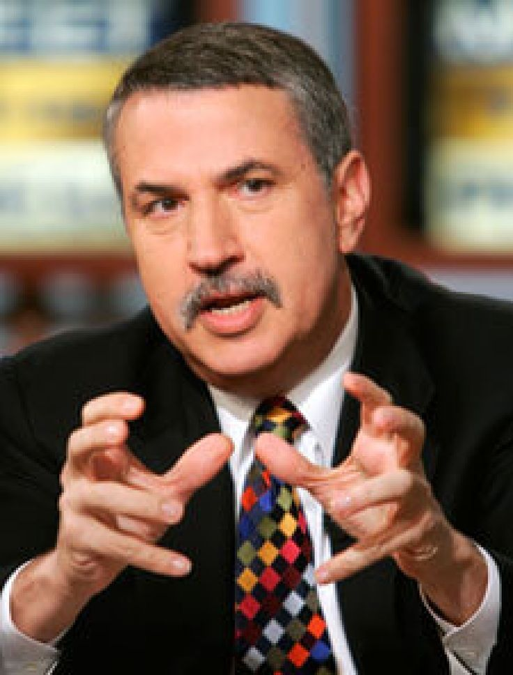 Thomas Friedman Is What's Still Wrong In America