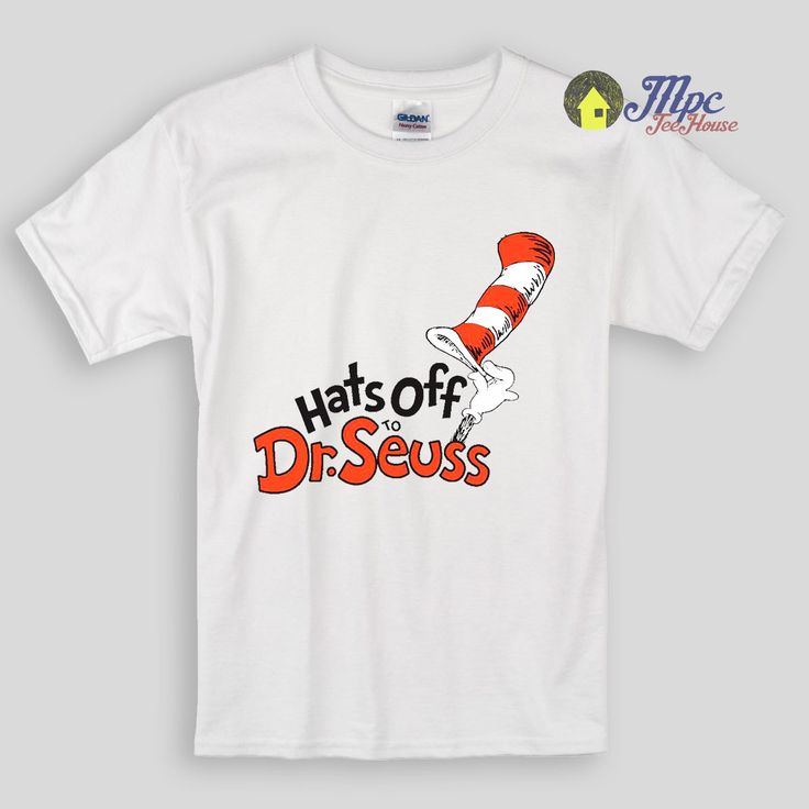 Cat In The Hat Tee Shirts For Adults