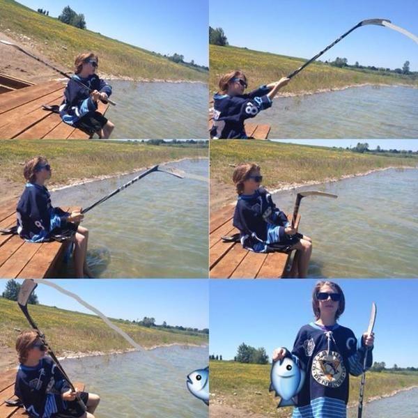 @proppa_dj (Instagram) #StayCoolThisSummer Contest Finalist! #Penguins #Hockey #Sunglasses #Fishing