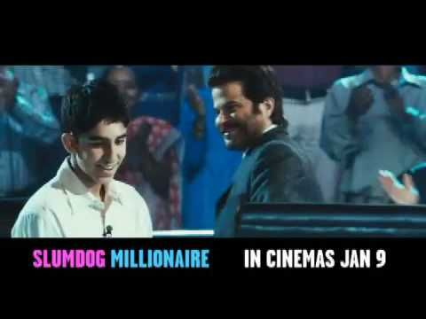 Slumdog Millionaire (2008) - this movie takes you in the slums of India, with a laughter and a tear. Colourful epic footage...