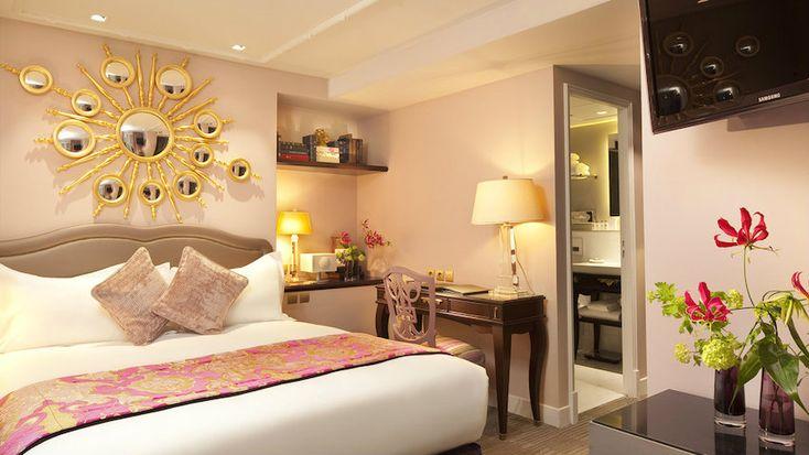 Luxury Hotels in Paris. Where to stay during Maison et Objet 2017  #interiordesign #luxuryhotels #travel #wanderlust #paris #maisonetobjet