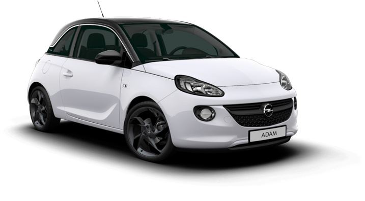 In White and in your country: http://www.opel.com/microsite/adam/#/country