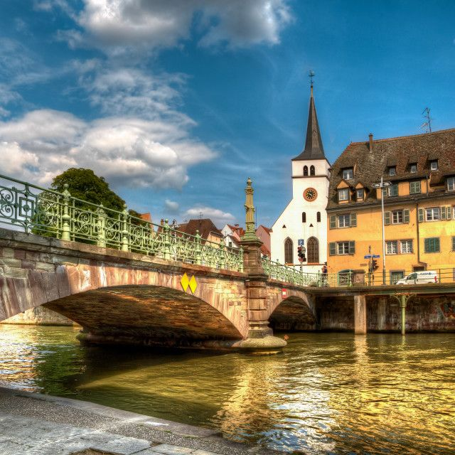 """""""Strasbourg"""" by Alexander Novikov - $13.19"""
