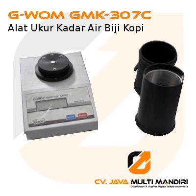 Alat Ukur Kadar Air Biji Kopi G-Won GMK-307C