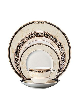 55% OFF Wedgwood Cornucopia 5-Piece Dinnerware Place Setting
